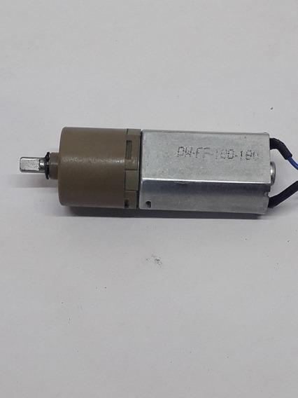 Motor Para Escova Rotativa Giratória 12 Volts Kit C/ 15 Pec