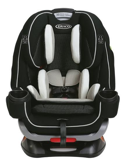Cadeira Car Seat Graco 4 Ever Extend2fit Clove Sem Juros
