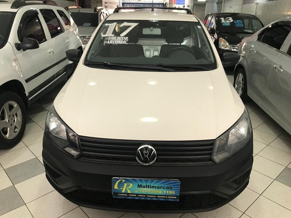 Volkswagen Saveiro 1.6 Msi Robust Cs 8v Flex 2p Manual 2017