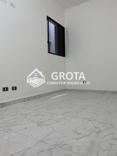 Maravilhoso Apartamento Novo Em Condominio Fechado No Bairro Vila Carrão. - 993