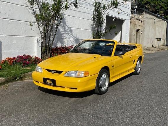 Mustang Gt 5.0 Conversível Câmbio Mecânico 1994/95