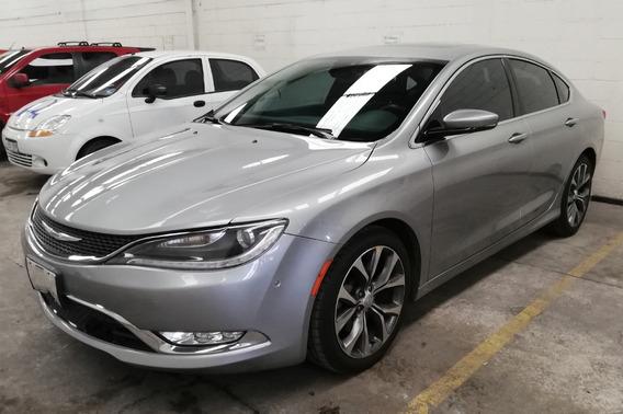 Chrysler 200c Modelo 2015