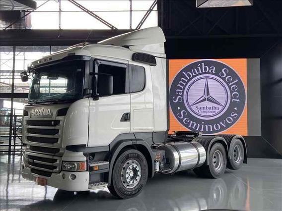 Scania R440 Optcruise - 6x2 =fh440=fh460=axor2544=actros2546