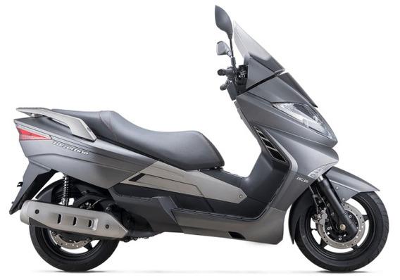 Benelli Zafferano 250 Scooter (no Daelim S3, Kymco People)