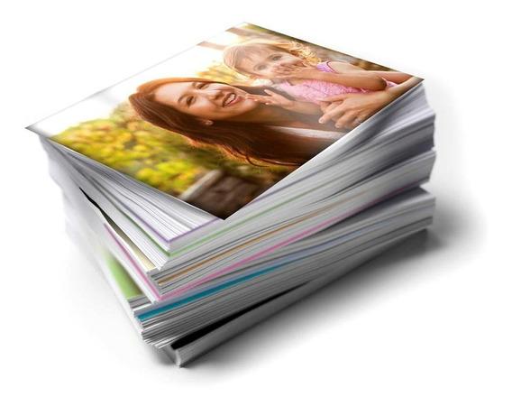 Revelação De 300 Fotos 15x21 Brilho Fujifilm