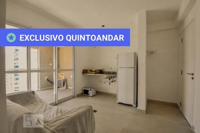 Apartamento No 11º Andar Com 1 Dormitório E 1 Garagem - Id: 892933108 - 233108