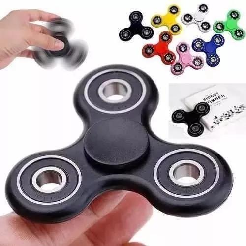 Fidget Hand Spinner Anti Stress Kit Com 35 Pçs