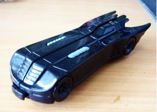 Batimobil Batman Animado Adventures Descapotable