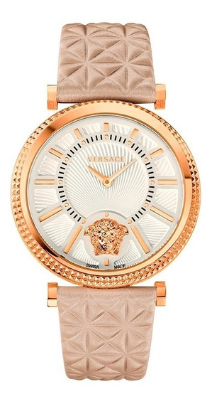 Reloj Versace V-helix Nude Time Square