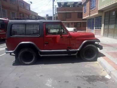 Jeep Comando Campero Americano