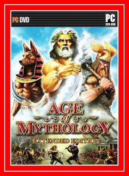 Age Of Mythology Extended Edition Reloaded (2014)