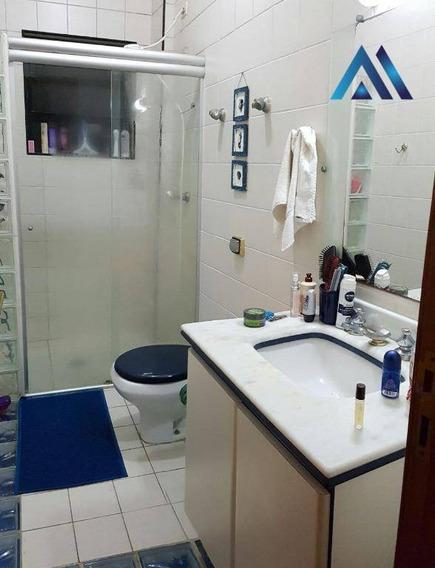 Sobreposta 5 Dormitórios Campo Grande - Ca0008