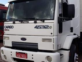 Ford Cargo 4532 + Carreta