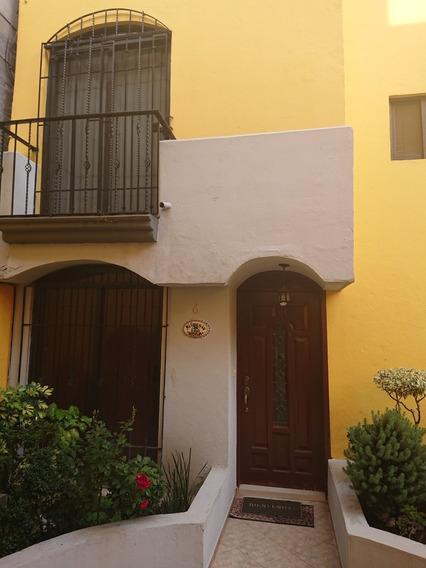 Casa En Condominio Horizontal En Venta, Tipo Town House