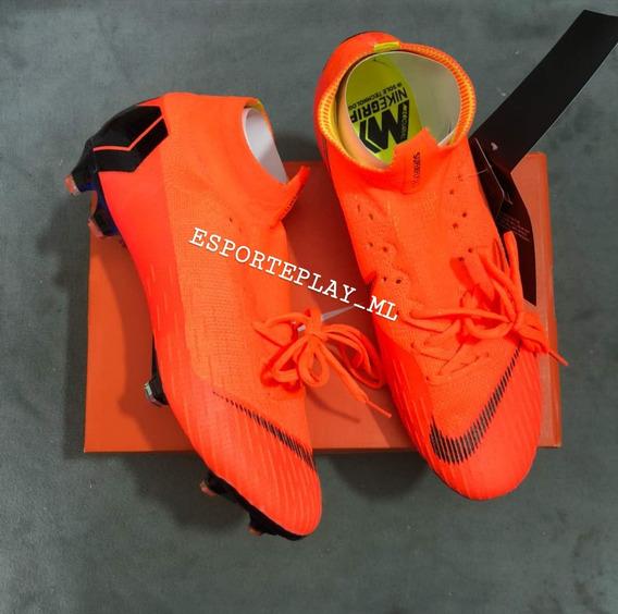 Nike Mercurial Superfly Vi Elite - Botinha Cr7 Neymar