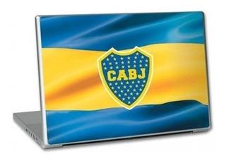 Skin Para Netbook Boca Juniors