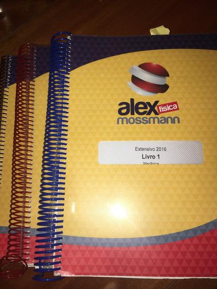Livros Pré Vestibular Alex Mossmann Física