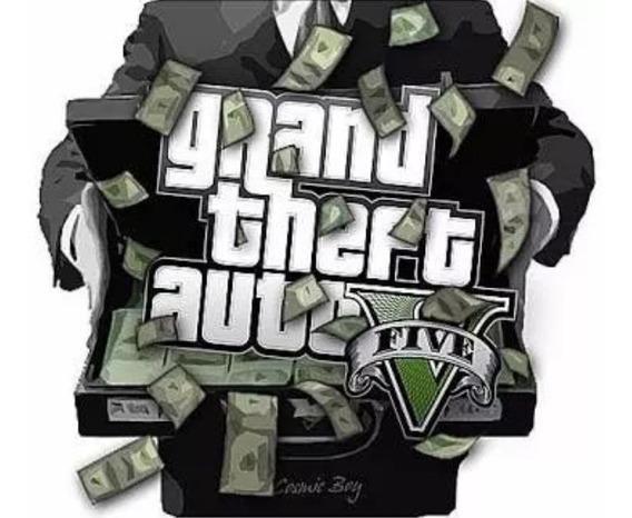 Pacote De Dinheiro Gta V Online 1 Milhao Ps4
