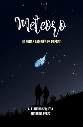 Libro Meteoro - Alejandro Sequera / Andreina Perez