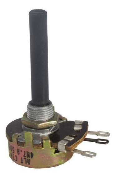 Potenciômetro Linear 23mm 330k Sem Chave Constanta
