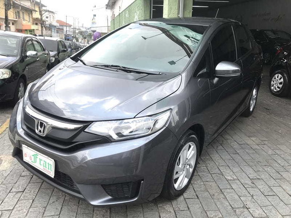 Honda Fit Lx 1.5 Flexone 16v 5p Aut 2017
