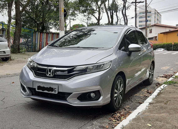 Honda Fit 1.5 Exl Flex Aut. 5p 2019