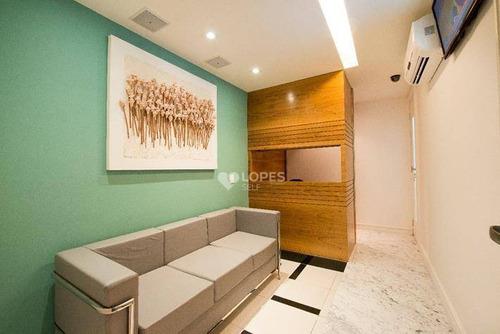 Imagem 1 de 8 de Sala, 120 M² Por R$ 1.250.000 - Centro - Niterói/rj - Sa1986