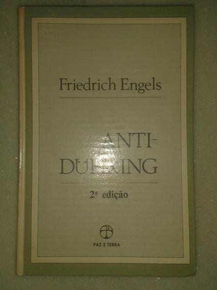 Anti- Duhring - Friedrich Engels ( Livro Capa Dura )