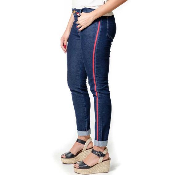 Calca Fem Auri Bronze Jeans