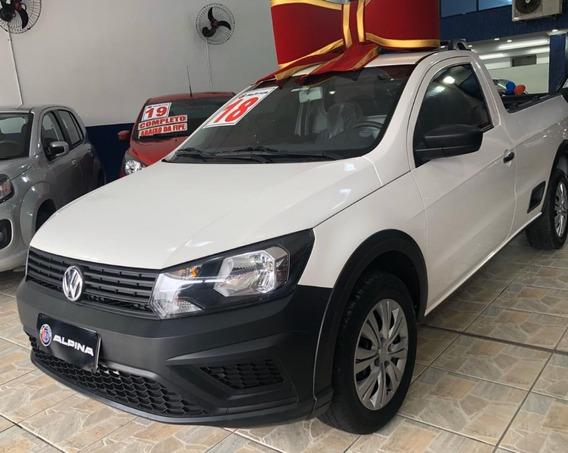 Volkswagen Saveiro Roubust 1.6