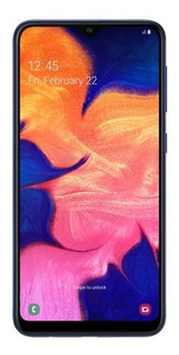 Celular Samsung Galaxy A10 Blue Sm-a105mzbmpeo