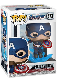 Funko Pop 573 Marvel Capitan America - Playking