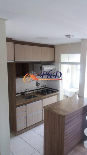 Doce Lar Bella Colônia - Apartamento A Venda No Bairro Cidade Nova - Jundiaí, Sp - Ph04967