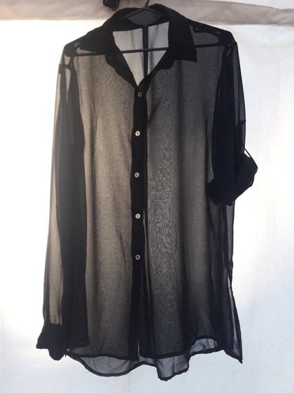 Camisa Olgada De Mujer