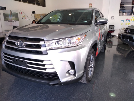 Toyota Highlander Xle Plus 2019 At Plata