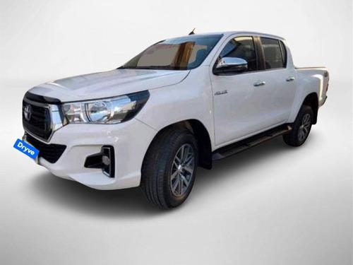 Imagem 1 de 11 de  Toyota Hilux Cd Srv 4x4 At 2.8 Tb