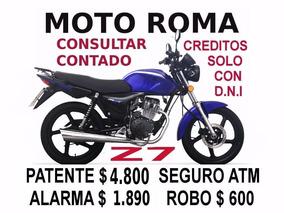 Zanella Rx150 Motoroma