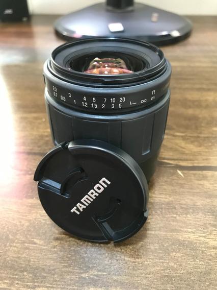 Lente Tamron 28-80mm Canon