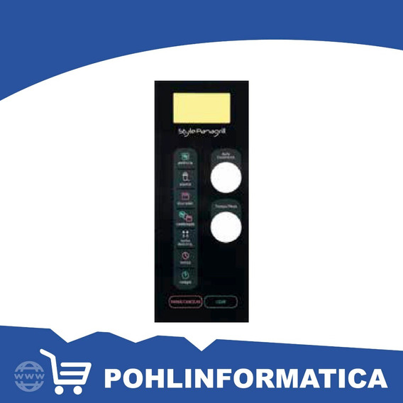 Membrana Microondas Panasonic Nn Gd 587