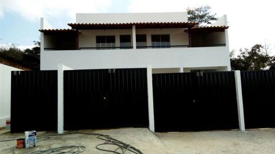 Casa Geminada Com 2 Quartos Para Comprar No Vila Verde Em Betim/mg - 345