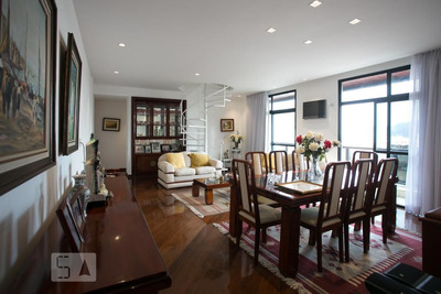Apartamento No 6º Andar Mobiliado Com 3 Dormitórios E 3 Garagens - Id: 892917279 - 217279