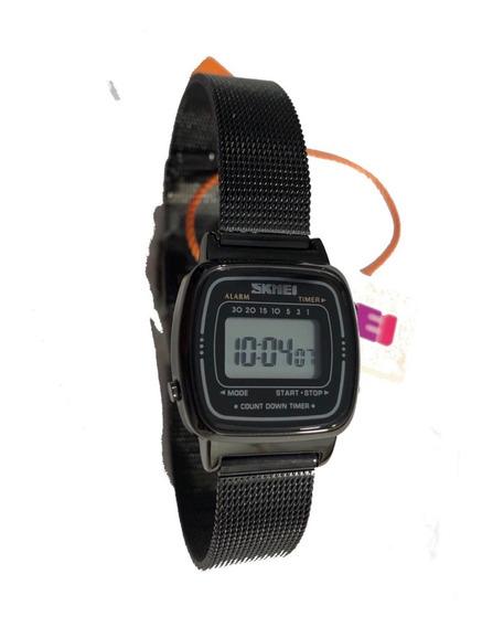 Relogio Skmei 1252 Cores-tipo La670 Retrô Vintage Crono Time