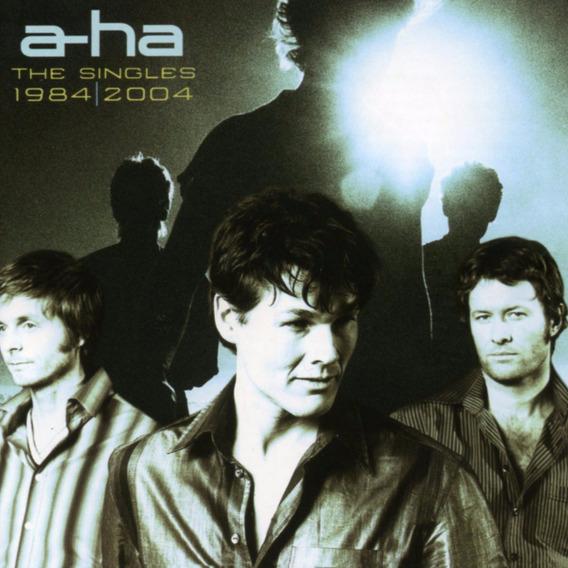Aha The Singles 1984-2004 Cd Nuevo Original A-ha