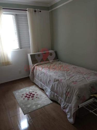 Apartamento Para Venda Em Mogi Das Cruzes, Mogi Moderno, 2 Dormitórios, 1 Banheiro - 537_1-1727830