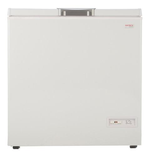 Freezer horizontal Patrick FHP220 blanco 207L 220V