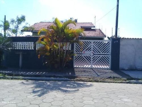 Imagem 1 de 15 de Casa Para Venda Em Peruíbe, Vila Romar, 3 Dormitórios, 1 Suíte, 1 Banheiro, 2 Vagas - Pe029_2-1217917