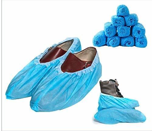 Blue Shoe Guys Fundas De Zapatos Y Botas Desechables Premi