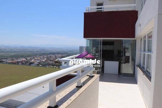 Apartamento Com 4 Dormitórios Para Alugar, 310 M² Por R$ 7.000,00/mês - Jardim Aquarius - São José Dos Campos/sp - Ap11171