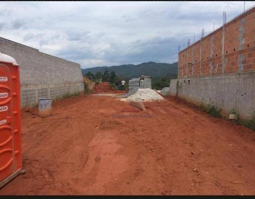 Terreno À Venda - Botujuru / Vila São Paulo - Mogi Das Cruzes/sp - Te0050