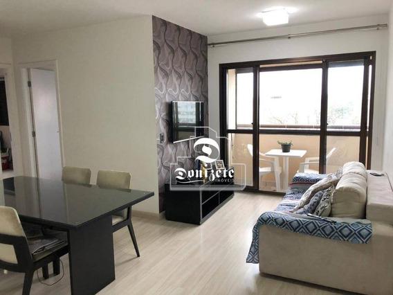 Apartamento Para Venda Ou Locação, 57 M² - Vila Assunção - Santo André/sp - Ap5005